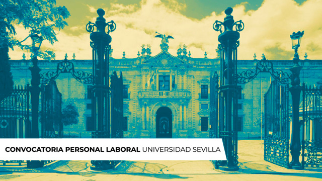 Convocatoria Personal Laboral Universidad de Sevilla